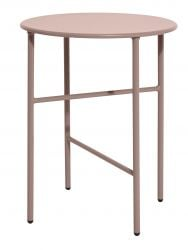Table d'Appoint Ø 40 cm H 50 cm | Antler Rose