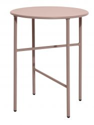 Side Table Ø 40 cm H 50 cm | Antler Rose