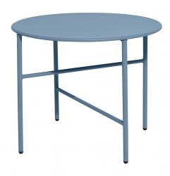 Table d'Appoint Ø 50 cm | Ombre Bleu