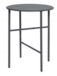 Side Table Ø 40 cm H 50 cm | Castor Grey