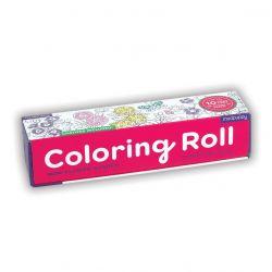 Colouring Roll   Flower Garden