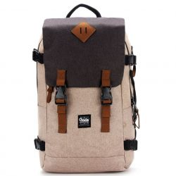 Backpack Albert | Brown and Black