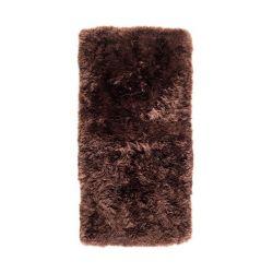 Sheepskin Rug Rectangle | Brown