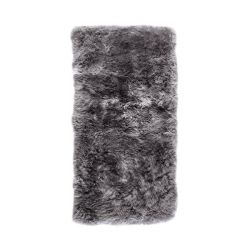Sheepskin Rug Rectangle | Grey