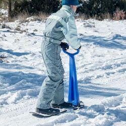 Children's Snow Scooter | Blue