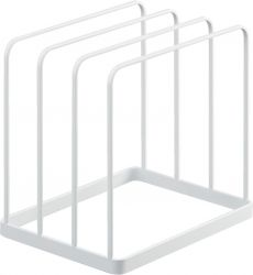 Tray Stand Tower | White