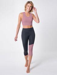 Legging und Sport BH Set 7051 7052 | Pink
