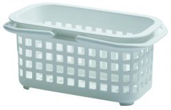Basket Cestino | White