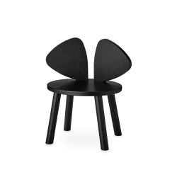 Chair Mouse | Black