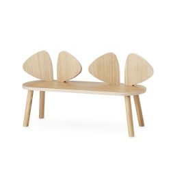 Bench Mouse | Oak