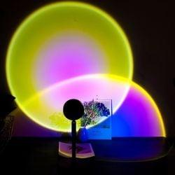 Lichtprojektor | Sonnenschein