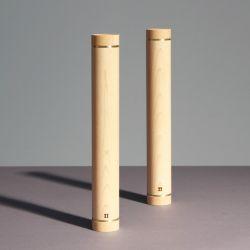 Kurzhantel-Paar 2 kg | Kanadischer Ahorn