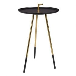 Table de Chevet Rumbi | Noir