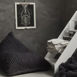Nest Dark Grey