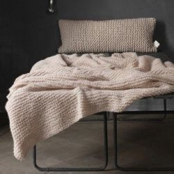 Blanket Sophie | Powder Pink