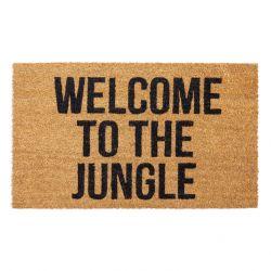 Paillasson d'Extérieur Jungle | Brun