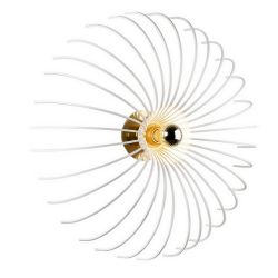 Wall Lamp Lion | White
