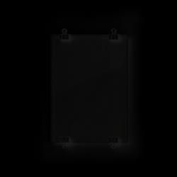 Bilderrahmen Framekit A4 | Transparent