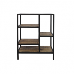 Open Shelf 60 x 35 x 81 cm | Mango Wood