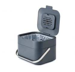 Smart Garbage Can Stack 4L | Dark Grey