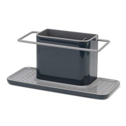 Gootsteen Organiser Caddy Sink Tidy Large | Grijs