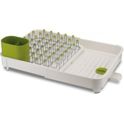 Dish Drainer Extend | White