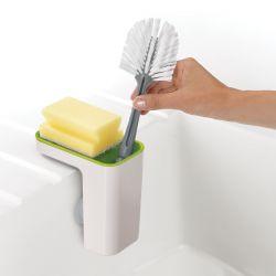Organiseur d'Évier Sink Pod | Blanc