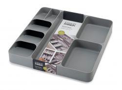 Küchenschublade Organiser DrawerStore Klein | Grau