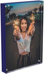 Photoframe Skittle 18 x 13 x 2 cm | Indigo