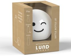 Deckel Smiley für Wiederverwendbare Trinkflasche Skittle | LD695102