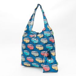 Shopping Bag | Camper Vans | Blue
