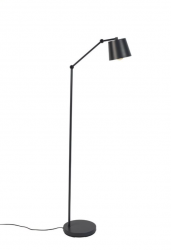 Stehlampe Hajo | Schwarz