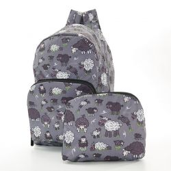 Backpack Sheeps | Grey