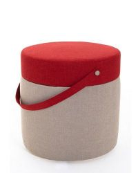 Kova Pouf | Red