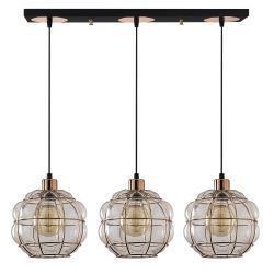 Chandelier Safderun | Copper