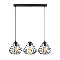 Pendant Lamp Diamond 704-S1 | Black