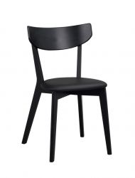 Chair Ami | Black Stained Oak