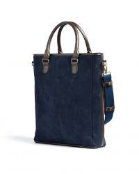Tote Bag Hunton | Blue