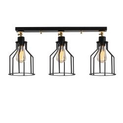 Hanging Lamp Alacati N-1097 | Black