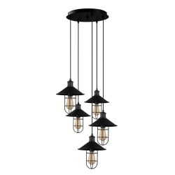 Hanging Lamp Ayazma MR-304 | Black