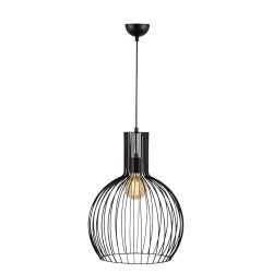Hanging Lamp Fellini MR-756 | Black