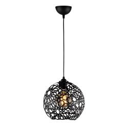 Hanging Lamp Fellini MR-785 | Black