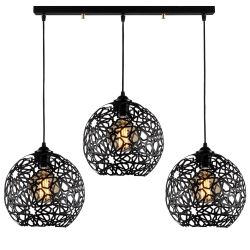 Hanging Lamp Fellini MR-786 | Black