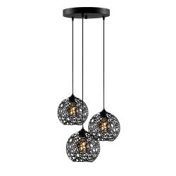 Hanging Lamp Fellini MR-787 | Black