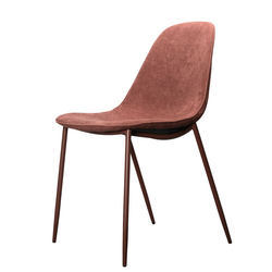 Chaise Cleo | Rose