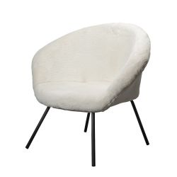 Lounge Chair Theodore | White
