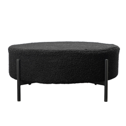 Stool Thea | Black