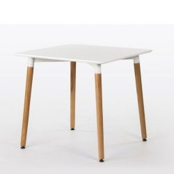 Scandinavia Table | Blanc 04