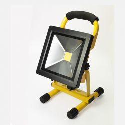 Rechargeable LED Floodlight 20 W