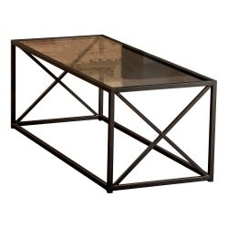 Table Basse Geise | Noir
